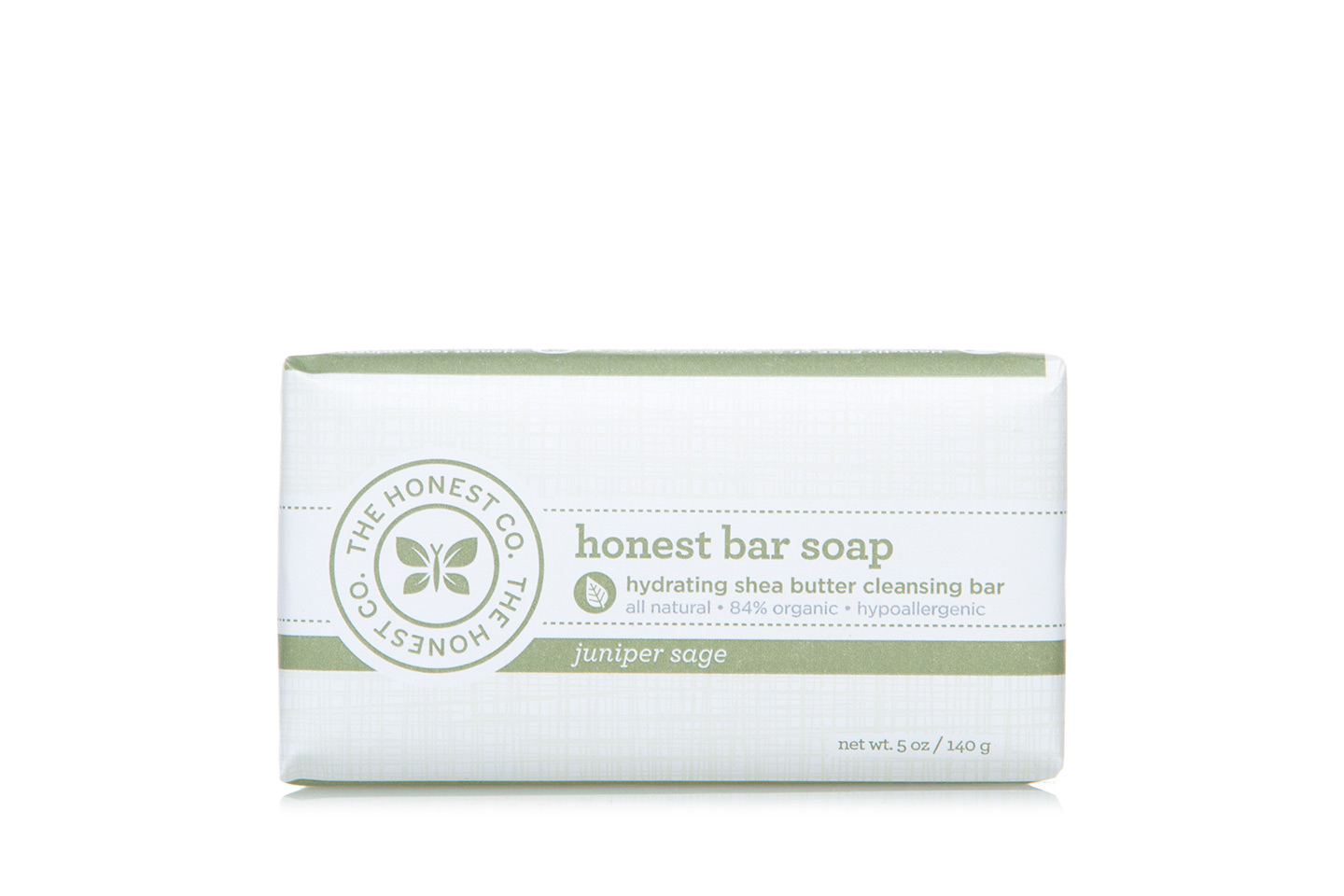 The Honest Company Hydrating Shea Butter Cleansing Bar